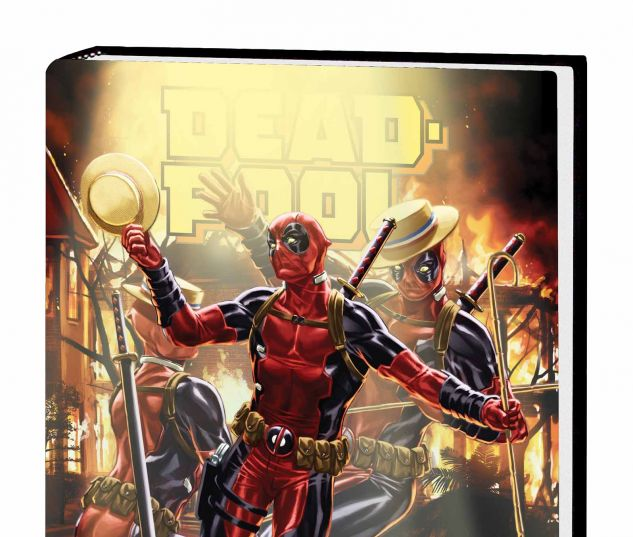 DEADPOOL BY POSEHN & DUGGAN VOL. 3 HC