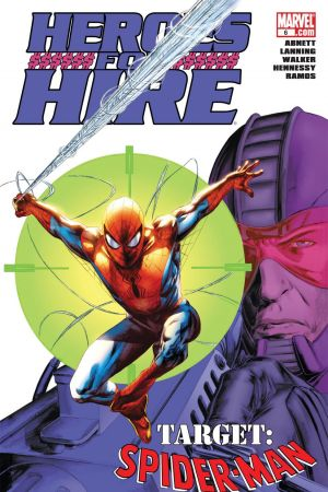 Heroes for Hire (2010) #6