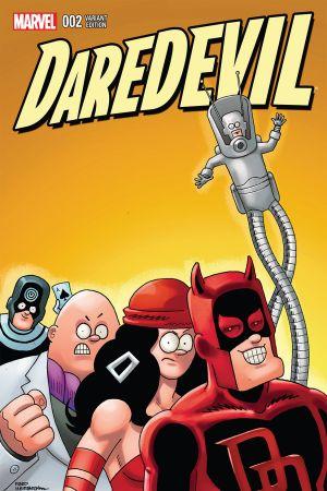 Daredevil (2015) #2 (Hembeck Variant)
