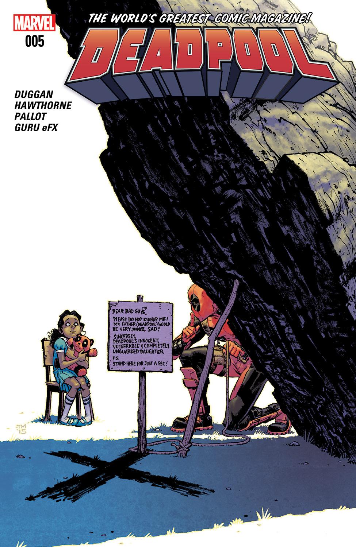 Deadpool (2015) #5