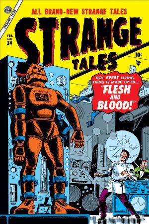 Strange Tales (1951) #34