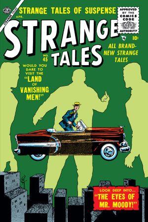 Strange Tales (1951) #45