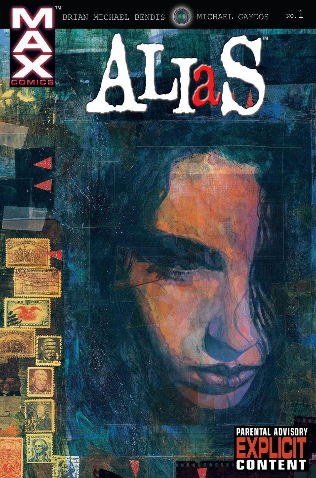 Alias (2001) #1