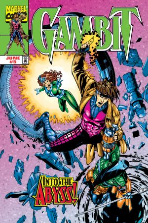 Gambit (1999) #5