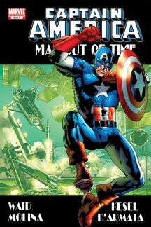 Captain America: Man Out of Time (2010) #4