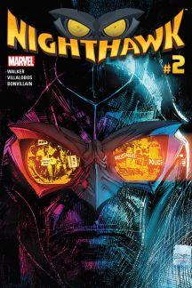 Nighthawk (2016) #2