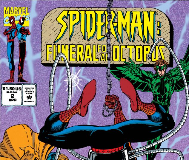 SPIDER_MAN_FUNERAL_FOR_AN_OCTOPUS_1995_2
