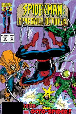 Spider-Man: Funeral for an Octopus #2
