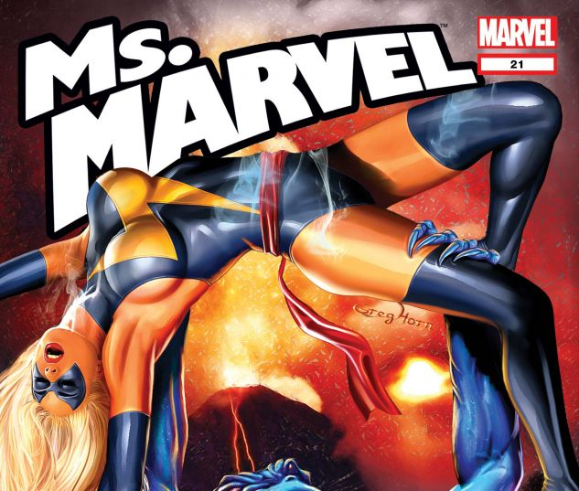 Ms. Marvel (2006) #21