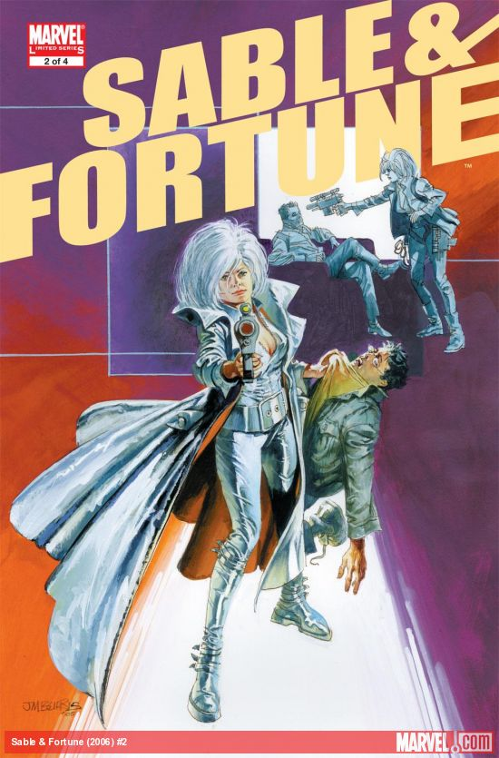 Sable & Fortune (2006) #2
