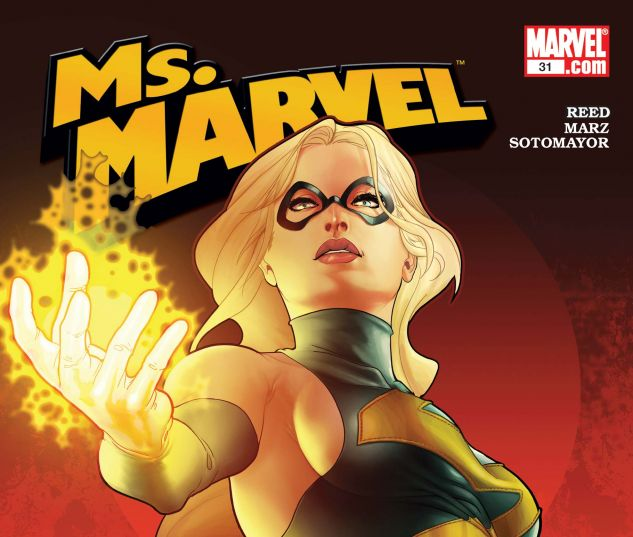 Ms. Marvel (2006) #31