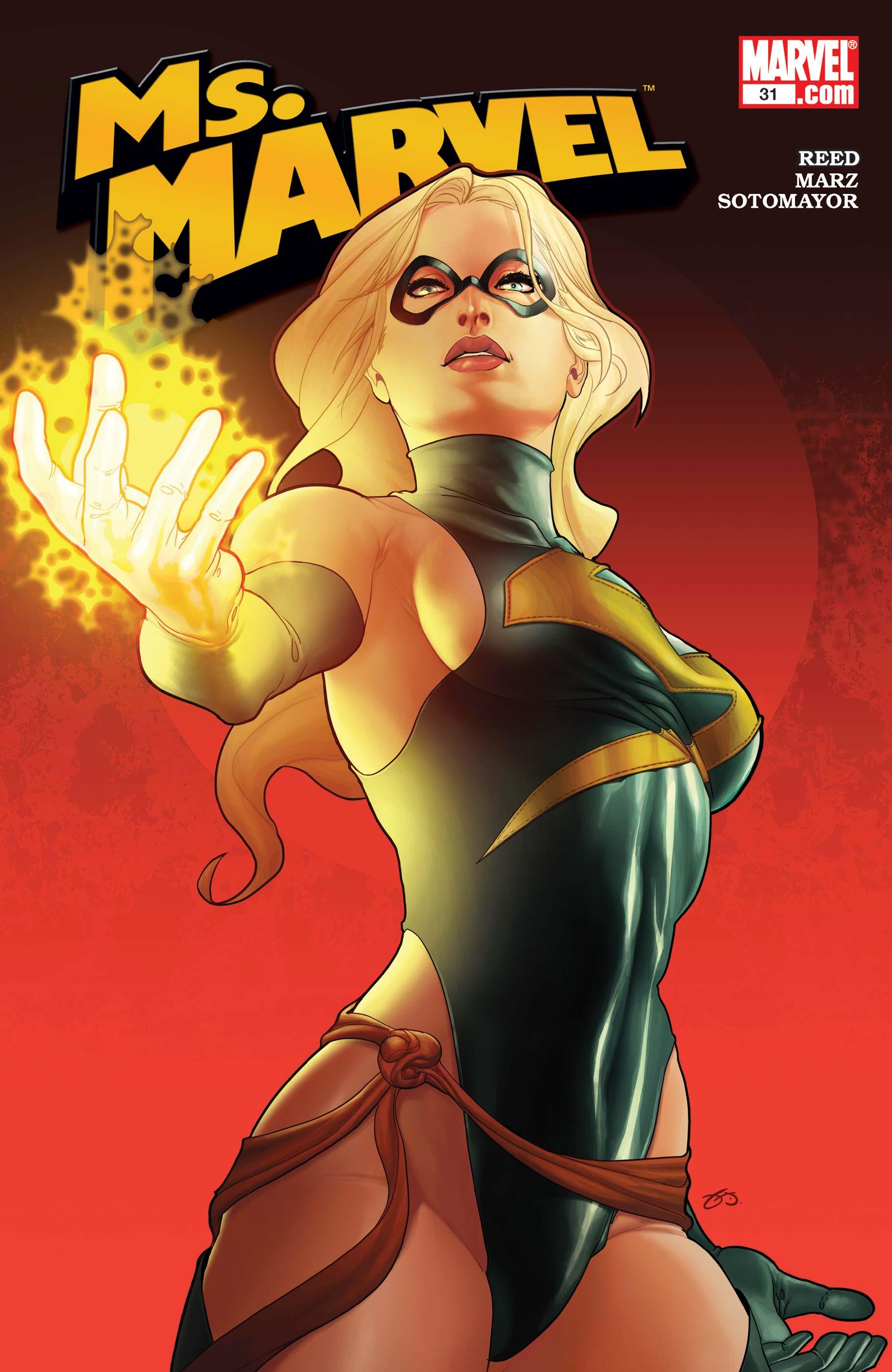 Ms. Marvel (2006) #31