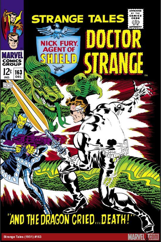 Strange Tales (1951) #163
