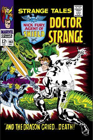 Strange Tales #163