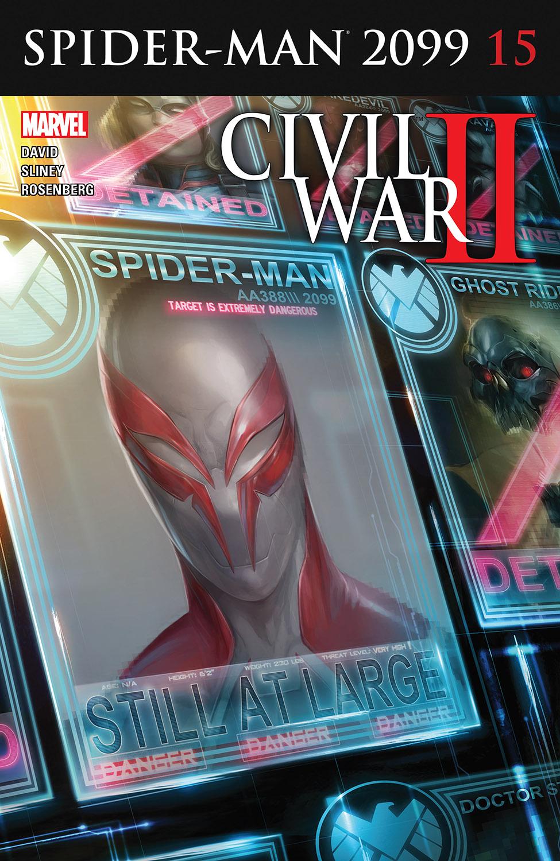Spider-Man 2099 (2015) #15
