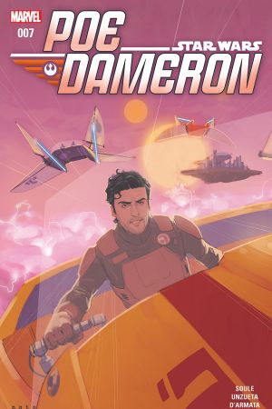 Star Wars: Poe Dameron (2016) #7