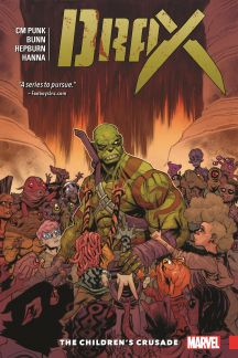 Drax Vol. 2: The Children's Crusade (Trade Paperback)