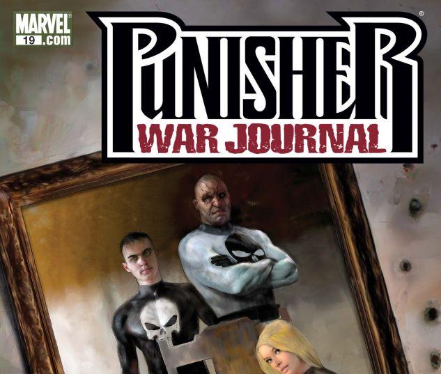 Punisher War Journal (2006) #19