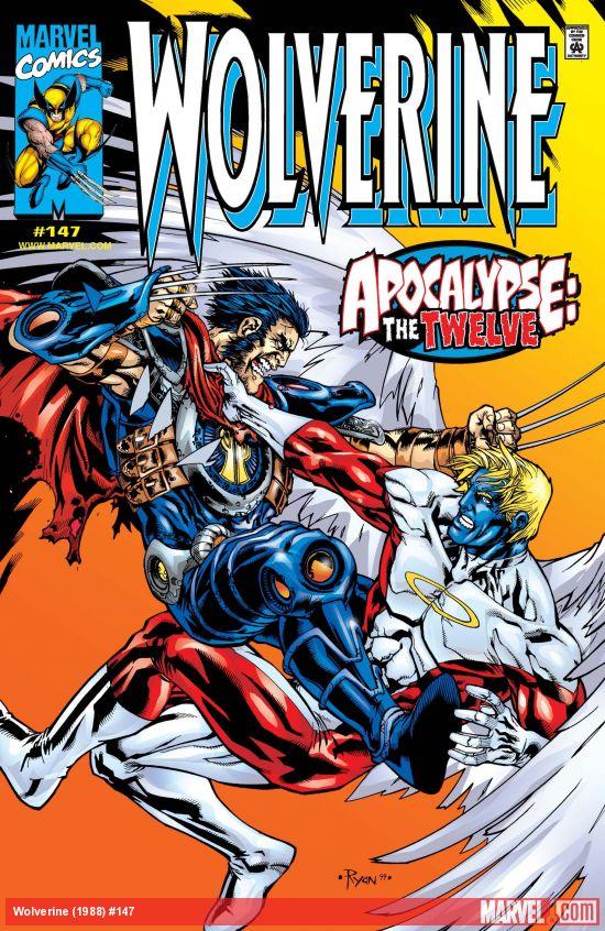 Wolverine (1988) #147