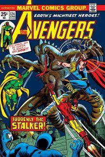 Avengers (1963) #124
