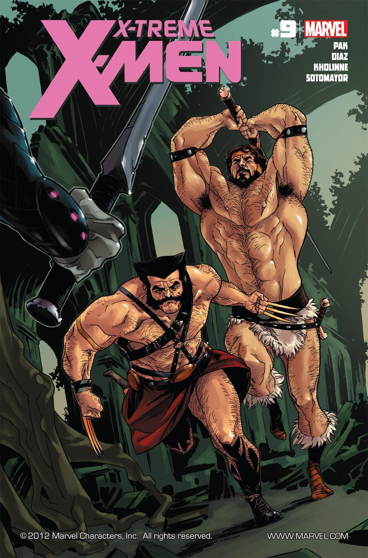 X-Treme X-Men (2012) #9