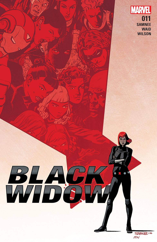 Black Widow (2016) #11