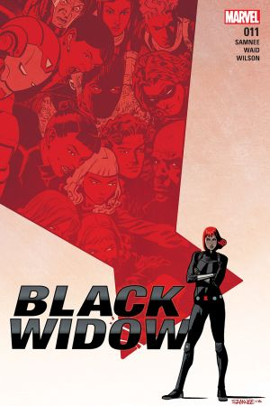Black Widow (2016) #11