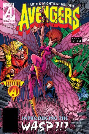 Avengers (1963) #394