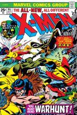 Uncanny X-Men (1963) #95 cover