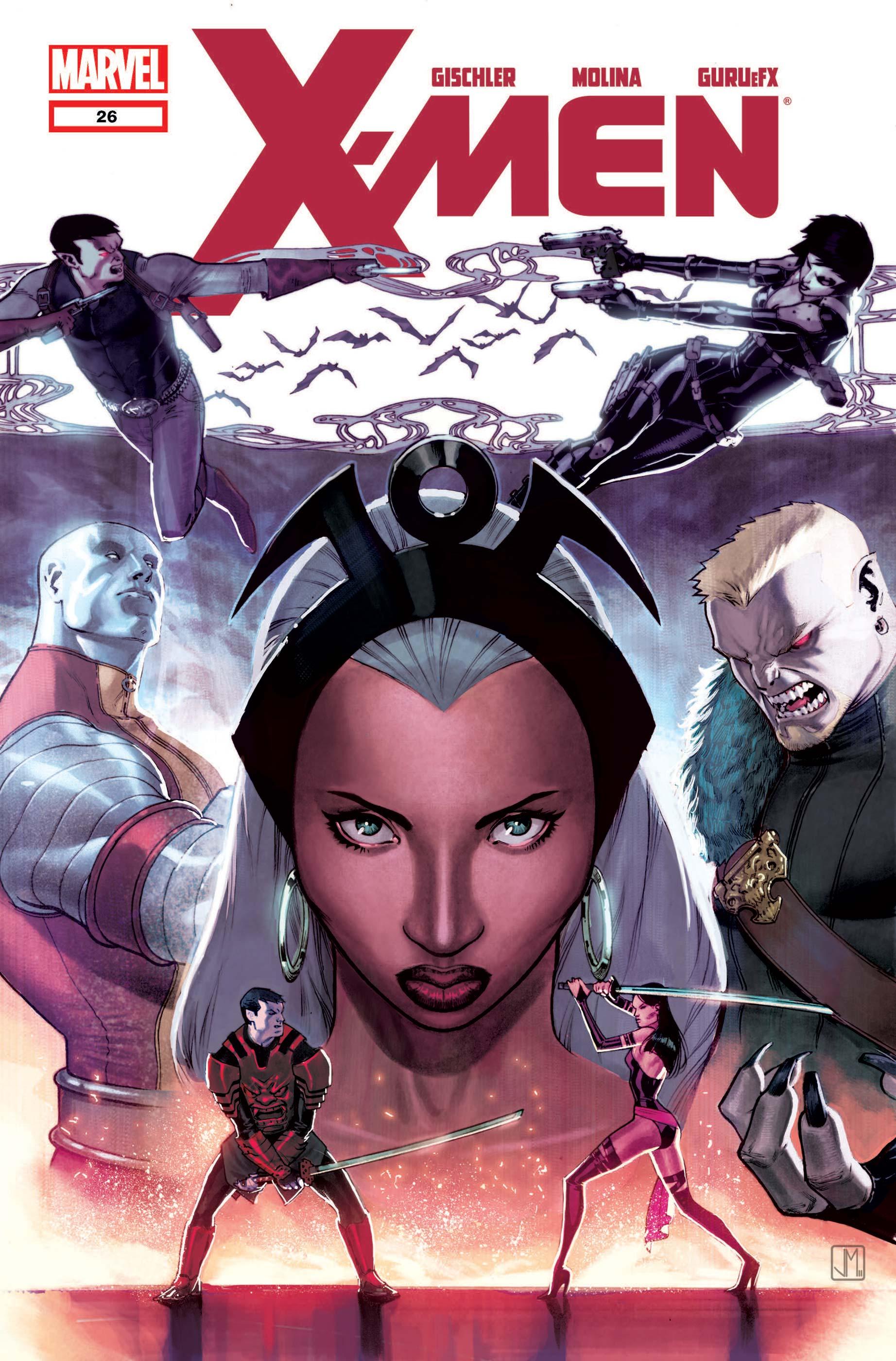 X-Men (2010) #26
