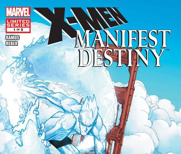 X-Men: Manifest Destiny (2008) #1