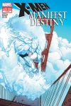 X-Men: Manifest Destiny (2008) #1