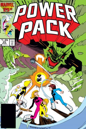 Power Pack (1984) #25