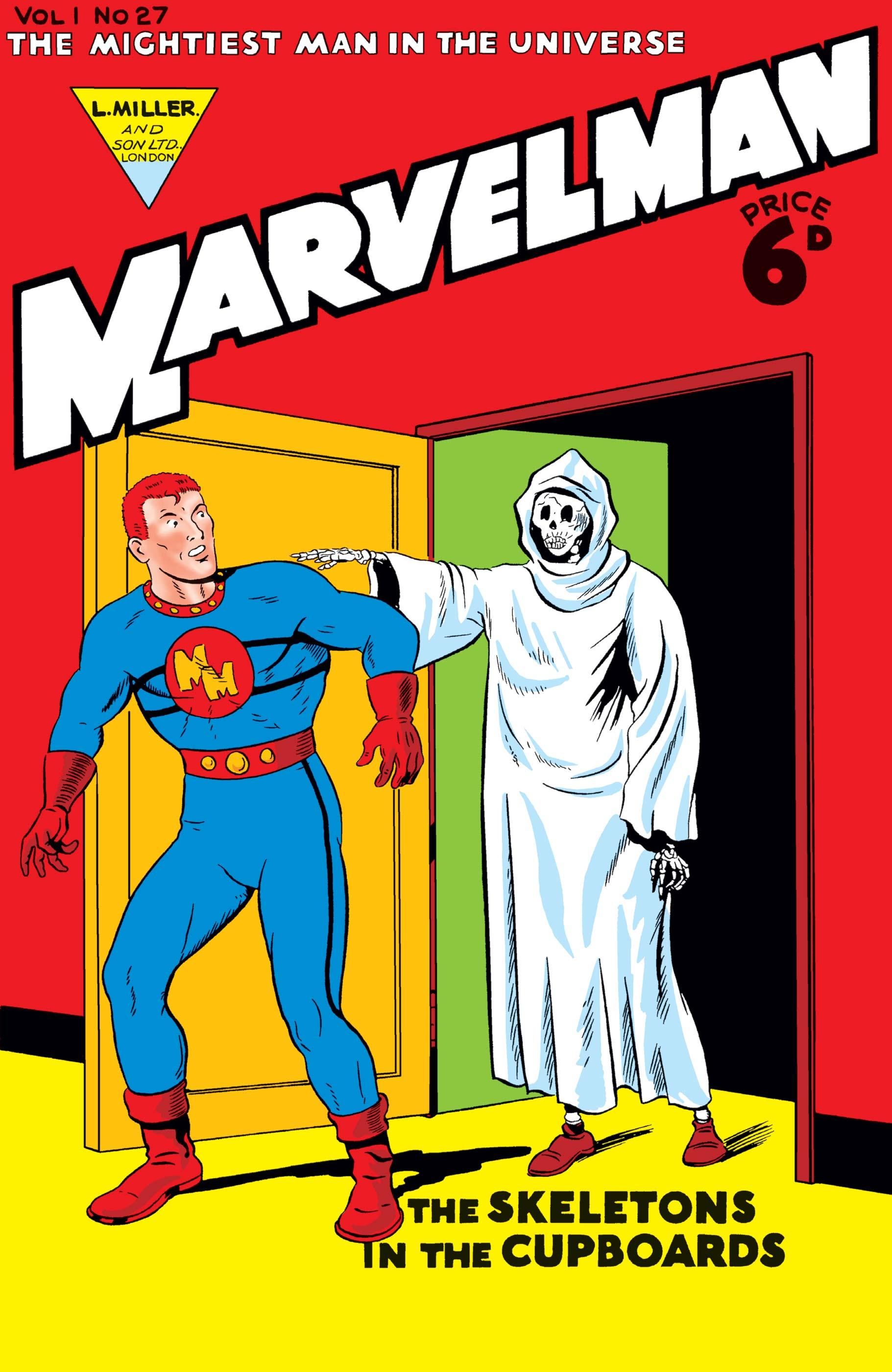 Marvelman (1954) #27