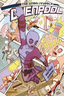 The Unbelievable Gwenpool #17