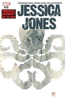 Jessica Jones #10
