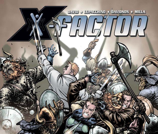X-FACTOR (2005) #211