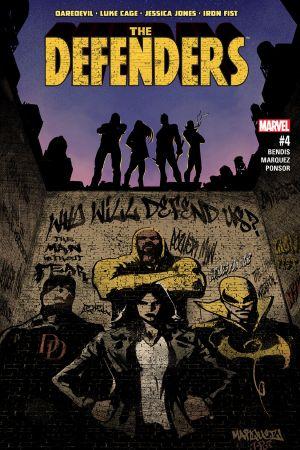 Defenders (2017) #4