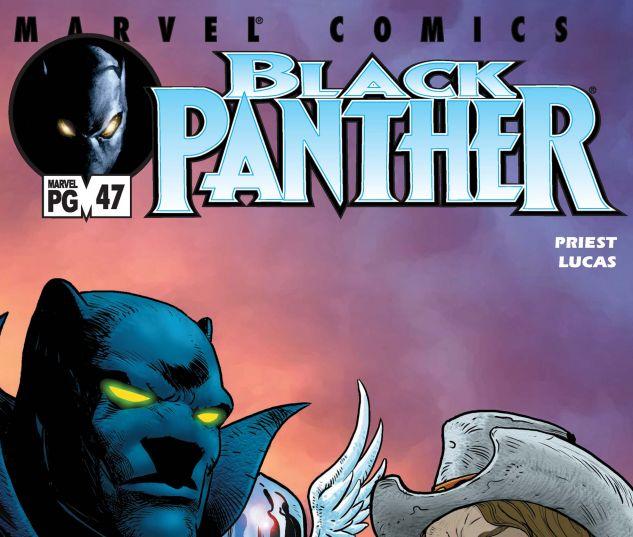 Black Panther (1998) #47