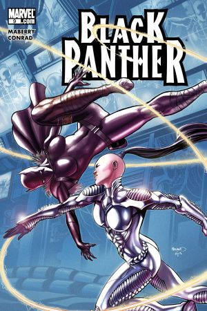 Black Panther (2009) #9