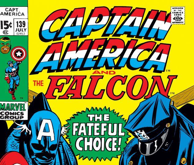 Captain America (1968) #139