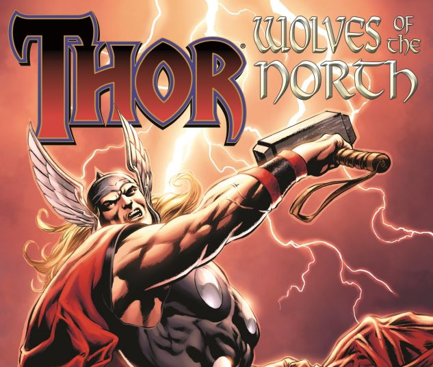 Thor: Wolves Of The North TPB