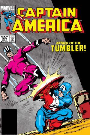 Captain America (1968) #291
