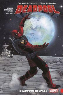 Deadpool: World's Greatest Vol. 9 - Deadpool in Space (Trade Paperback)