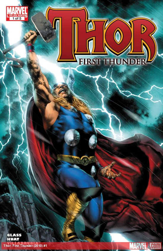 Thor: First Thunder (2010) #1