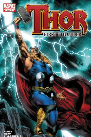 Thor: First Thunder #1