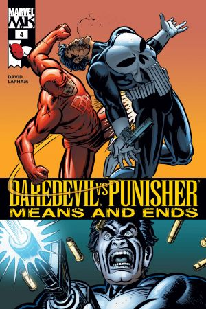 Daredevil Vs. Punisher #4