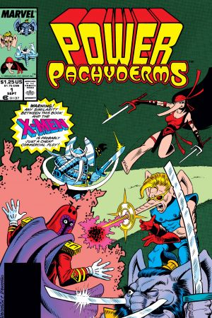 Power Pachyderms (1989) #1