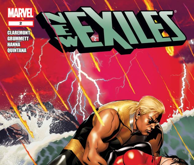 New Exiles (2008) #2