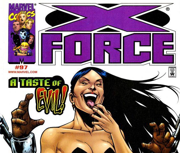 X-Force (1991) #97